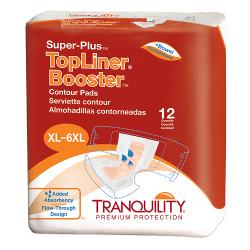 Tranquility Topliner Booster Super-Plus Contour Pad