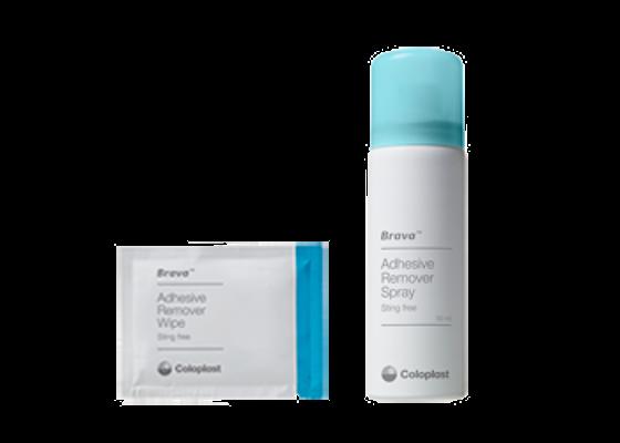 Brava Adhesive Remover Spray or Wipes