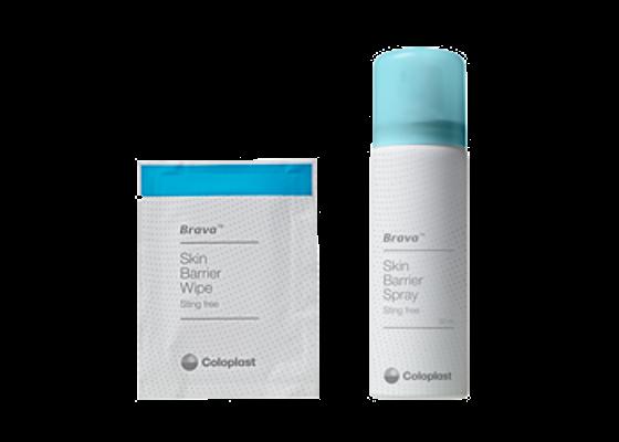 Brava Skin Barrier Spray or Wipes