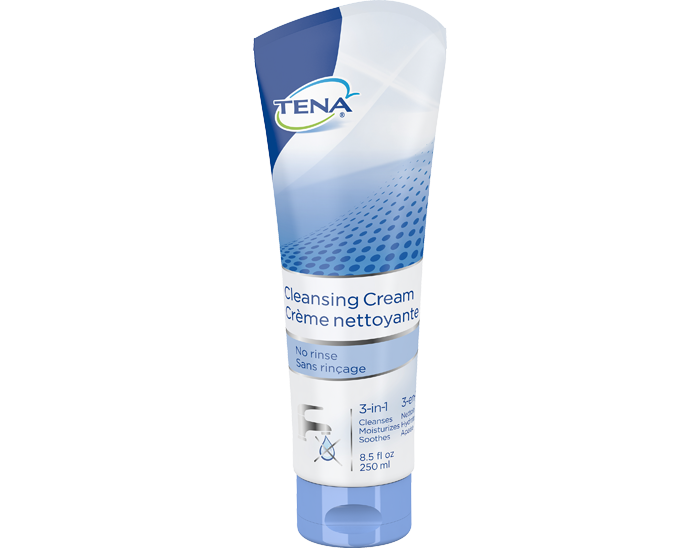TENA Cleansing Cream Tube